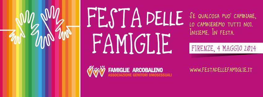 festa delle famiglie arcobaleno