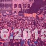 AL ROMA PRIDE 2015 CON AZIONE GAY E LESBICA
