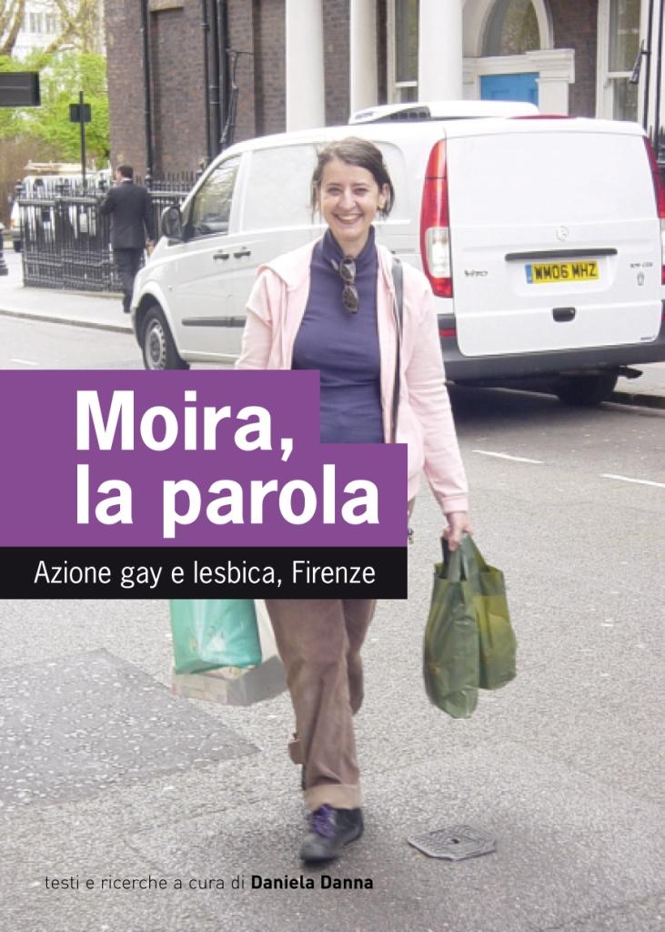 moira la parola - pubblicazione azione gay e lesbica