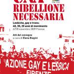 Una ribellione necessaria. Lesbiche, gay e trans: 40, 30, 20 anni di movimento