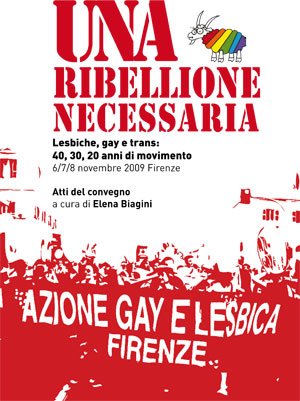 una ribellione necessaria -movimenti di lesbiche gay e trans