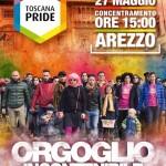 Toscana Pride Arezzo 27 Maggio 2017