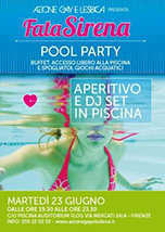 fata_sirena_ pool party gay firenze