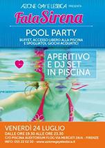 fata_sirena_24luglio pool party firenze