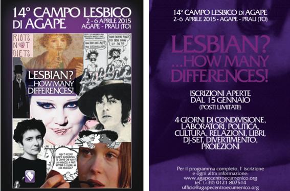 agape campo lesbico 2015