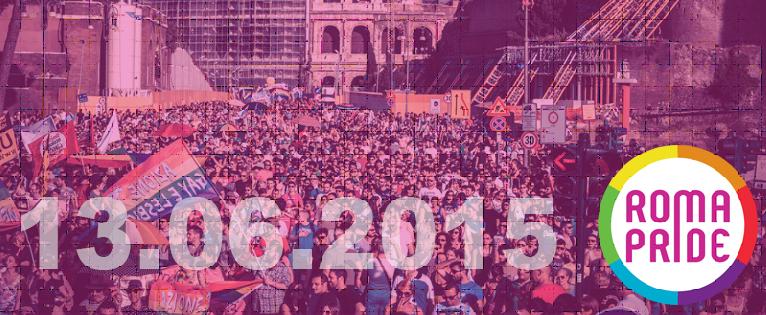 pride roma 2015
