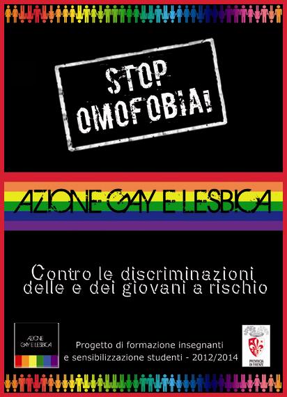 progetto stop omofobia